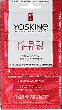Parfumuri și produse cosmetice Tratamentul japonez în plicuri - Yoskine Kirei Lifting Japanese Weekend Treatment