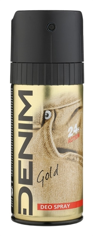 Denim Gold Deo Spray - Deodorant