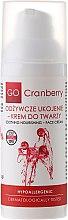Cremă nutritivă pentru îngrijirea tenului - GoCranberry Soothing Nourishing Face Cream — Imagine N2
