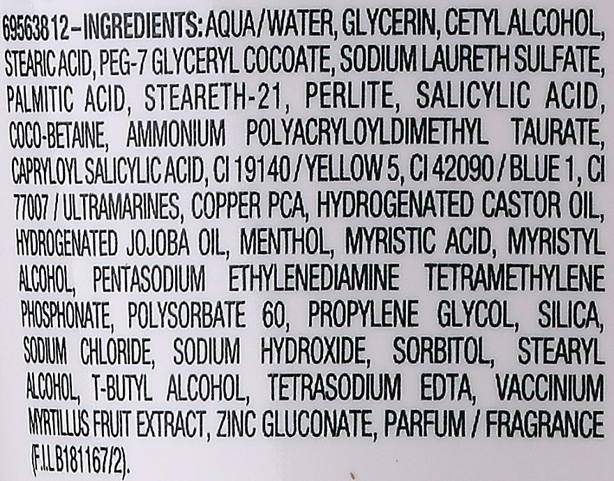 Scrub împotriva acneei - Garnier Skin Naturals — Imagine N3