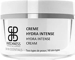 """Parfumuri și produse cosmetice Cremă de față """"Hidratare"""" - Patchness Skin Essentials Hydra Intense Cream"""
