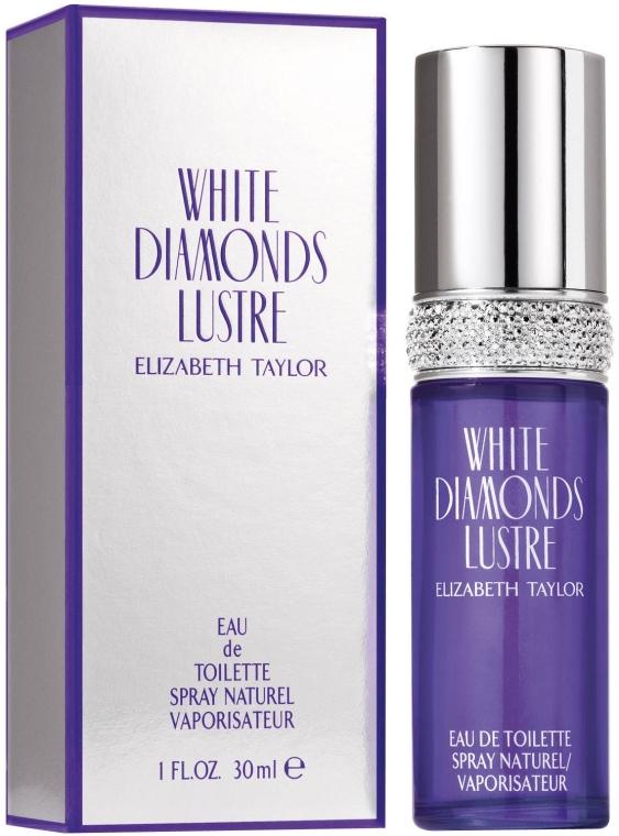 Elizabeth Taylor White Diamonds Lustre - Apă de toaletă