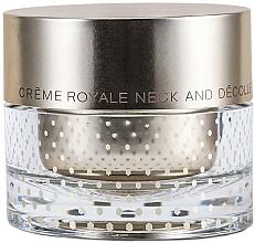 Parfumuri și produse cosmetice Cremă pentru gât și decolteu - Orlane Creme Royale Neck and Decollete