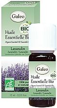 Parfumuri și produse cosmetice Ulei esențial organic de lavandă olandeză - Galeo Organic Essential Oil Lavandin