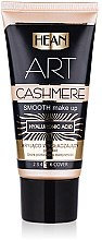 Parfumuri și produse cosmetice Fond de ten - Hean Make Up Art Cashmere