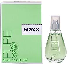 Parfumuri și produse cosmetice MEXX Pure Woman NEW - Apă de toaletă