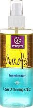 Parfumuri și produse cosmetice Spray pentru bronz la solar - Oranjito Level 2 Tanning Shake