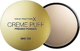 Parfumuri și produse cosmetice Pudră compactă (fără burete) - Max Factor Creme Puff Pressed Powder