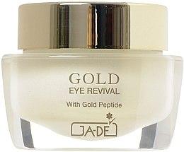 Parfumuri și produse cosmetice Cremă de ochi - Ga-De Gold Eye Revial