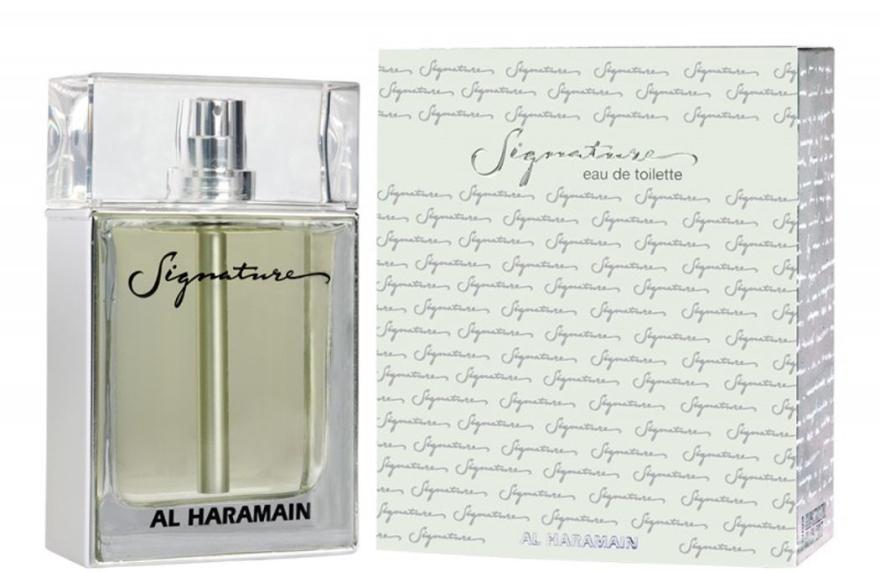 Al Haramain Signature - Apă de toaletă — Imagine N1