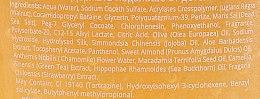 """Peeling fără săpun pentru corp """"Vanilie"""" - Health and Beauty Soapless Body Peeling — Imagine N2"""