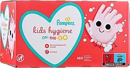 Parfumuri și produse cosmetice Șervețele umede pentru copii, 12x40 buc - Pampers Kids On The Go