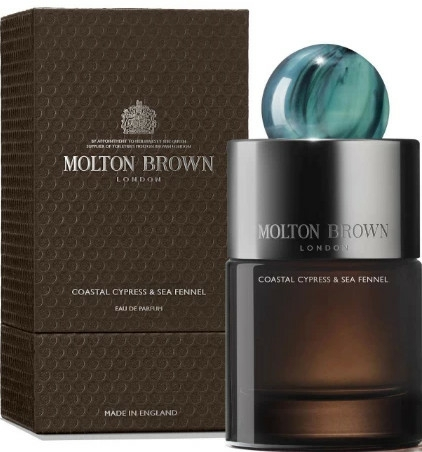 Molton Brown Coastal Cypress & Sea Fennel Eau de Parfum - Apă de parfum  — Imagine N1