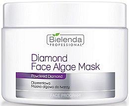 Parfumuri și produse cosmetice Mască alginată de iluminare pentru față - Bielenda Professional Diamond Face Algae Mask
