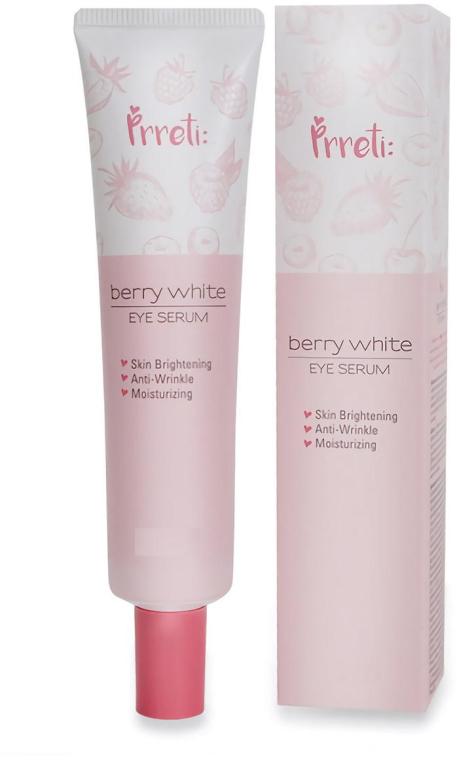 Ser pentru ochi - Prreti Berry White Eye Serum