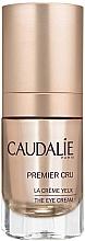 """Parfumuri și produse cosmetice Cremă de ochi """"Global Protection"""" - Caudalie Premier Cru Eye Cream"""