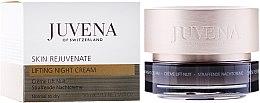 Parfumuri și produse cosmetice Cremă de noapte pentru fermitate - Juvena Skin Rejuvenate Lifting Night Cream Normal To Dry Skin