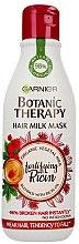 Parfumuri și produse cosmetice Mască de păr - Garnier Botanic Therapy Hair Milk Mask