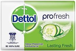 """Parfumuri și produse cosmetice Săpun antibacterian """"Prospețimea de lungă durată"""" - Dettol Anti-bacterial Lasting Fresh Soap"""
