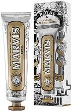 Parfumuri și produse cosmetice Pastă de dinți cu efect de împrospătare - Marvis Royal Limited Edition Toothpaste