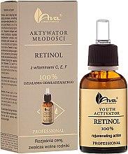 Parfumuri și produse cosmetice Ser pentru față, cu vitaminele C, E, I și F - Ava Laboratorium Youth Activators Serum