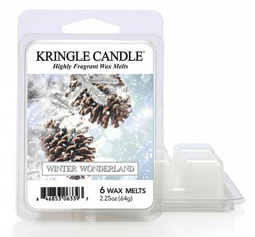 Ceară aromatică - Kringle Candle Wax Melt Winter Wonderland — Imagine N1
