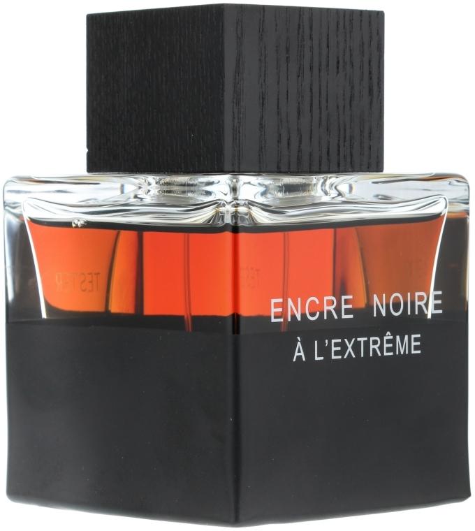 Lalique Encre Noire A L`Extreme - Apă de parfum (tester cu capac) — Imagine N2
