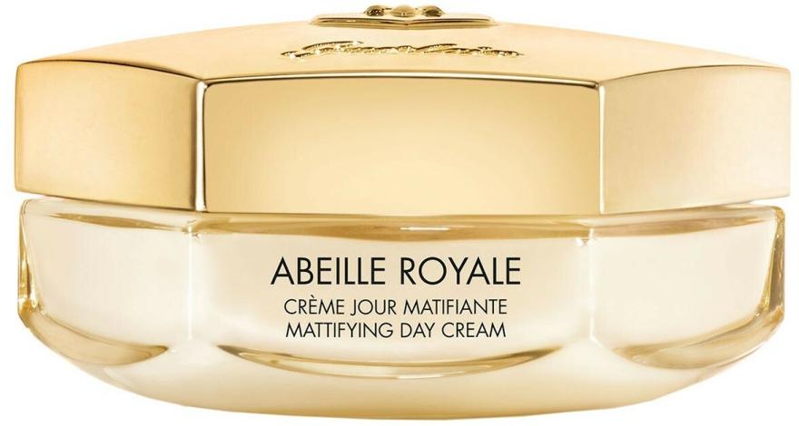 Cremă matifiantă de zi - Guerlain Abeille Royale Mattifying Day Cream — Imagine N1
