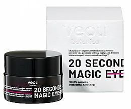 Parfumuri și produse cosmetice Ser pentru ochi - Veoli Botanica 20 Seconds Magic Eye Treatment