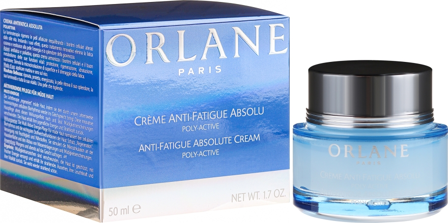 Cremă de față - Orlane Anti-Fatigue Absolute Cream Poly-Active — Imagine N1