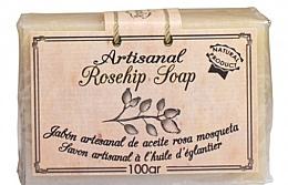 Parfumuri și produse cosmetice Săpun natural cu măceșe - Arganour Rosehip Oil Soap