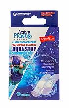 Parfumuri și produse cosmetice Plasture impermiabil - Ntrade Active Plast First Aid Waterproof Plasters