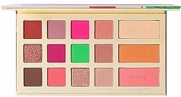 Parfumuri și produse cosmetice Paleta cieni do powiek - Moira Apple Of My Eye Juicy Series Palette