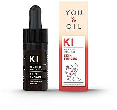 Parfumuri și produse cosmetice Amestec de uleiuri esențiale - You & Oil KI-Skin Fungus Touch Of Welness Essential Oil