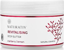 Parfumuri și produse cosmetice Ulei de corp regenerator - Naturativ Revitalizing Body Butter