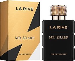 La Rive Mr. Sharp - Apă de toaletă  — Imagine N2