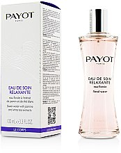 Parfumuri și produse cosmetice Spray calmant pentru corp - Payot Le Corps Eau de Soin Relaxante Floral Water