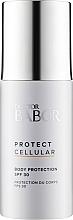 Parfumuri și produse cosmetice Loțiune hidratantă de protecție solară pentru corp - Doctor Babor Protect Cellular Body Protection SPF 30