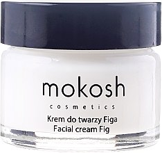 "Parfumuri și produse cosmetice Cremă de față ""The Fig"" - Mokosh Cosmetics Figa Smoothing Facial Cream (mini)"
