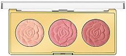 Parfumuri și produse cosmetice Paletă de machiaj - Milani Powder Blush Rose Blush Palette