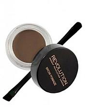 Parfumuri și produse cosmetice Pomadă pentru sprâncene - Makeup Revolution Brow Pomade