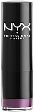 Parfumuri și produse cosmetice Ruj de buze - NYX Professional Makeup Round Lipstick