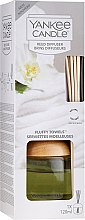 Parfumuri și produse cosmetice Difuzor Aromatic - Yankee Candle Fluffy Towels Reed Diffuser