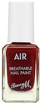 Parfumuri și produse cosmetice Lac de unghii - Barry M Air Breathable Nail Paint