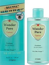 Parfumuri și produse cosmetice Tonic pentru pielea problematică - Etude House Wonder Pore Freshner