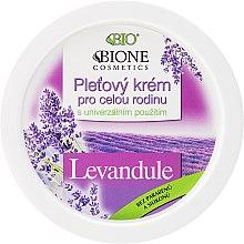 Parfumuri și produse cosmetice Cremă de față - Bione Cosmetics Lavender Facial Cream Whole Family