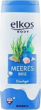"""Parfumuri și produse cosmetice Gel de duș """"Sea Breeze"""" - Elkos Body Sea Breeze Shower Gel"""