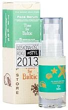 Parfumuri și produse cosmetice Ser pentru față - The Secret Soap Store Time For Baltic Face Serum