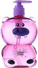 """Parfumuri și produse cosmetice Gel de duș pentru copii """"Hipopotam"""" - Chlapu Chlap Bath & Shower Gel"""