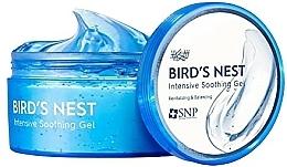 Parfumuri și produse cosmetice Gel de față și corp - SNP Intensive Bird's Nest Soothing Gel